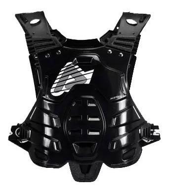 Pechera Motocross Acerbis Profile Black / Lavalle Motos