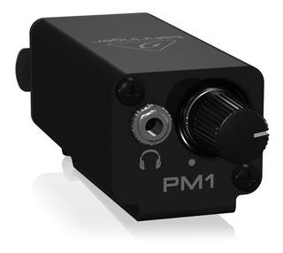 Monitoreo In Ear (envio Gratis) Pm1 Behringer