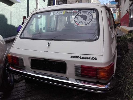 Volkswagen Brasilia Estándar