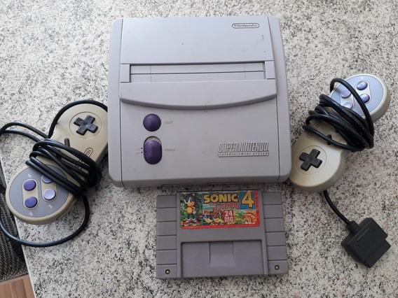 Super Nintendo Original 1991