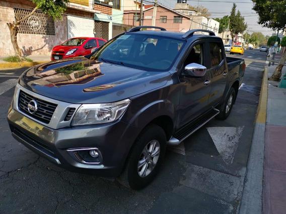 Nissan Np300 Frontier 2.5 Xe Aa Mt 2016