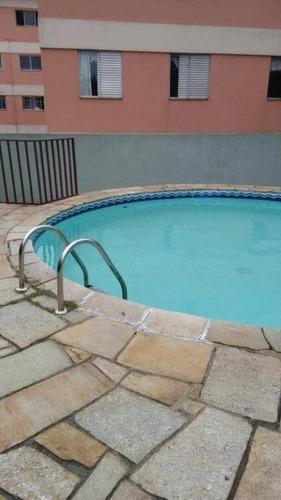 Imagem 1 de 15 de Apartamento Com 2 Dormitórios À Venda, 62 M² Por R$ 330.000,00 - Assunção - São Bernardo Do Campo/sp - Ap0286