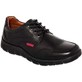 Zapatos Fiesta Oxford Elefante Niños Piel Negro 71987 Dtt