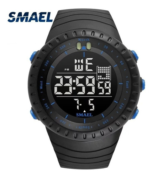 Relógio Masculino Smael 1237 A Prova D