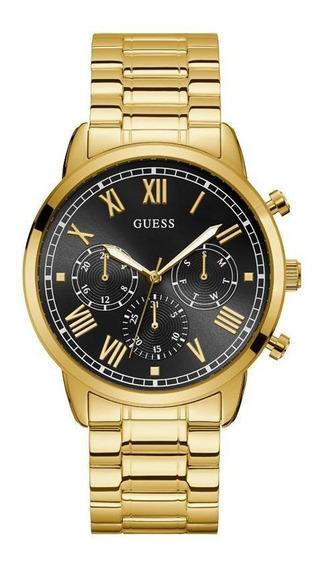 Reloj Dorado Hombre Guess