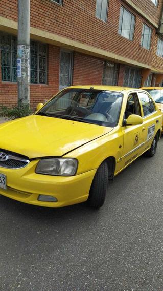 Taxi Hyundai Accent Verna 2015 Ganga Excelente Estado