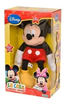 Peluche Plush Mickey Mouse Bailarín Ditoys