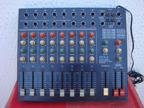 Mesa De Som Voxman Modelo M 8-2