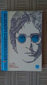 Livro Eu Conheci John Lennon - Jerry Levitan - Com Dvd!!!