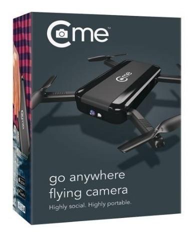 Drone C-me Selfie De Bolso Wifi, Gps, Câmera 8mp Novo