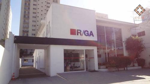 Casa Para Alugar, 497 M² Por R$ 44.800,00/mês - Jardim Paulista - São Paulo/sp - Ca2842