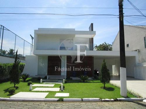 Casa À Venda, No Acapulco - Guarujá/sp - Ca2801
