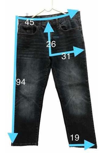 Jeans Hombre Talle 32x32 Polo Original Elastizado Perfecto Mercado Libre