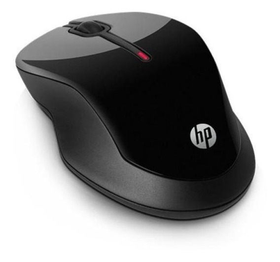 Mouse Hp 250 Usb 1600 Dpi Preto