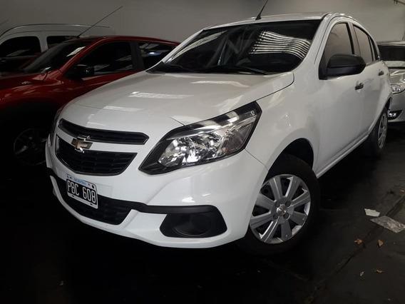 Chevrolet Agile Ls (ch)