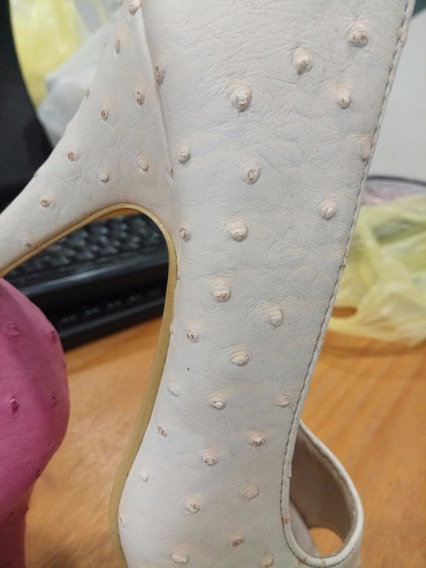 Zapatilla De Moda Descubierta Colores Pastel Mod. Exclusivo
