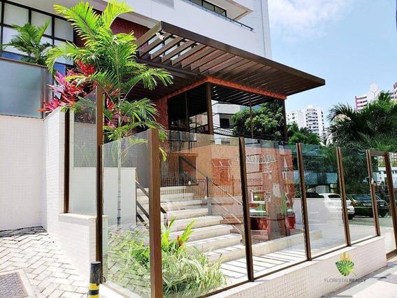 Apartamento Com 4 Dormitórios À Venda, 193 M² Por R$ 1.800.000,00 - Barra - Salvador/ba - Ap0782