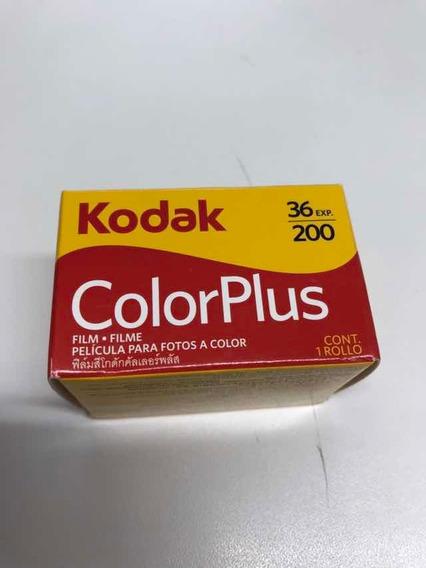 Filme Kodak 35mm Colorido 36 Poses
