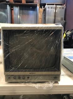 Art 492 Televison Sony Ssm-121 Sony Monitor Blanco Y Negro