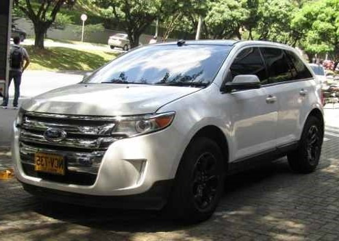 Ford Edge Limited 3500 Cc At