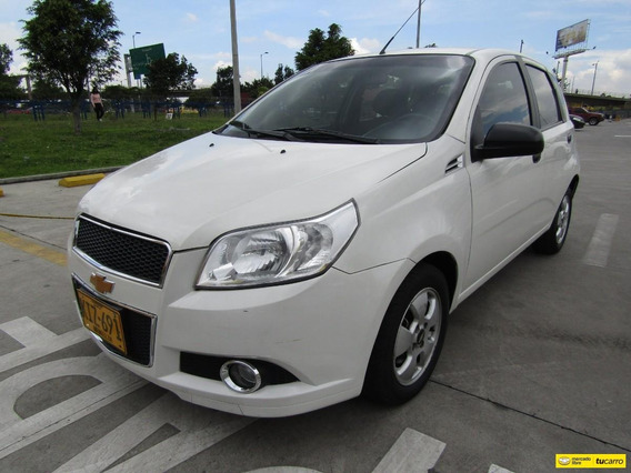 Chevrolet Aveo Emotion Gt