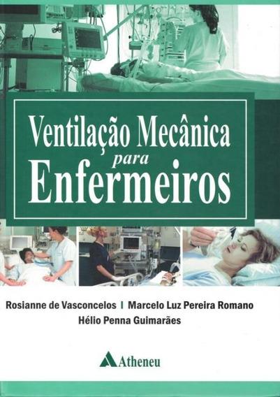 Ventilacao Mecanica Para Enfermeiros