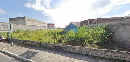 Imagem 1 de 2 de Terreno À Venda, 3000 M² Por R$ 2.100.000,00 - Eugênio De Mello - São José Dos Campos/sp - Te0769