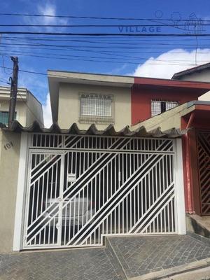 Sobrado Residencial À Venda, Vila Mirante, São Paulo. - So2510