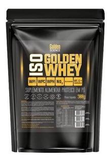 Iso Golden Whey (900g) Refil - Golden Science