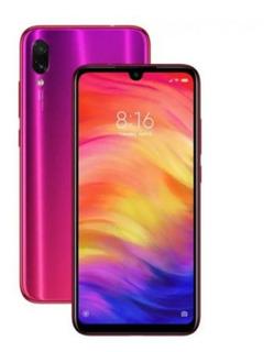 Xiaomi Redmi Not7 64gb 4gb Ram V. Global Nebula Red+capa