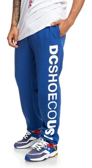 Jogging Dc Hambledon Blue Hombre - Big Buey -