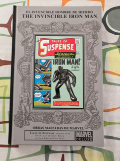 Tales Of Suspense - The Invincible Iron Man