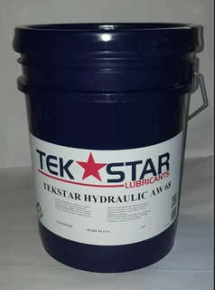 Aceite Tek Star Hidraulico Aw 68 Tambor 55gal
