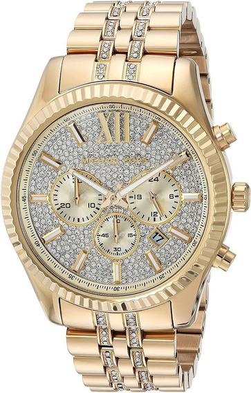 Reloj Michael Kors Lexington Mk8579 Original Importado