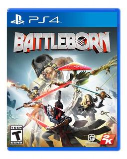 !!! Battleborne Para Ps4 En Oferta Wholegames !!!