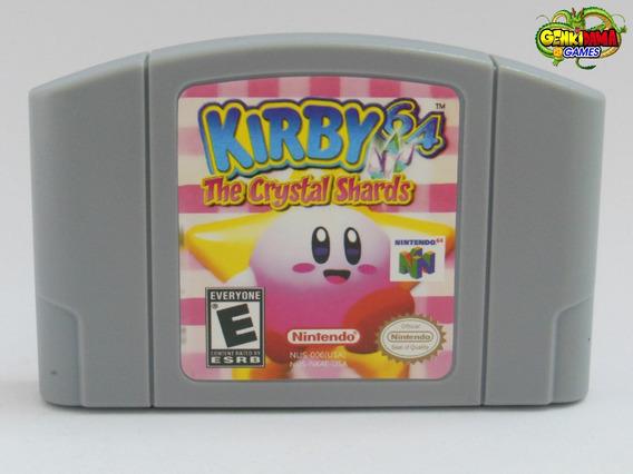 Kirby Nintendo 64 N64 Novo