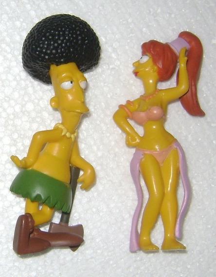 Los Simpson (fig. Colección) - Personajes Varios - Serie Tv