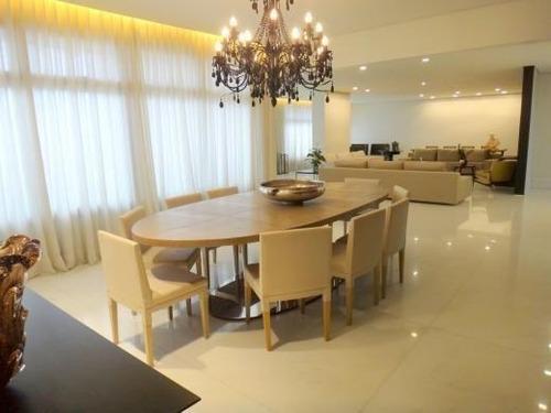 Apartamento No Bairro Serra Com 4 Quartos - Op2103
