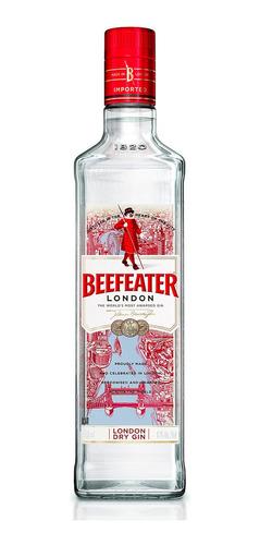 Imagem 1 de 4 de Gin Beefeater London Dry 750ml