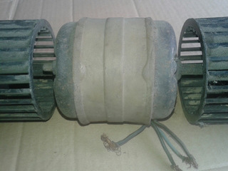 Motor Ventilador Ar Condicionado Galaxie Ltd Landau