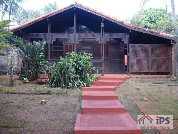 Casa Residencial Para Locação, Cidade Universitária, Campinas. - Ca0466