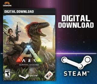 Ark: Survival Evolved [pc/mac] (2017) Steam Download Key