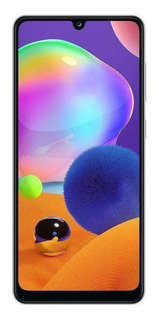 Celular Samsung Galaxy A31 128/4gb Blanco Nuevo Techcel