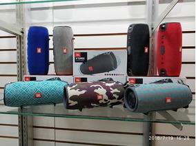 Corneta Jbl Bluetooth Wireless Usb Microsd Aux Fm Portable X