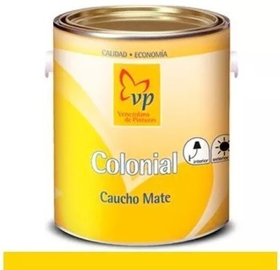 Pintura Colonial Caucho Mate Chocolate Suave