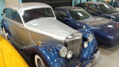 Jaguar Marck I V - 1951 - Restaurado