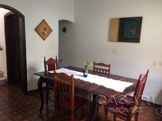 Casa Residencial Para Locação, Jardim Hollywood, São Bernardo Do Campo - Ca9468. - Ca9468