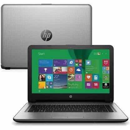 Notebook Hp Core I7-6500u 8gb 1tb Tela 14