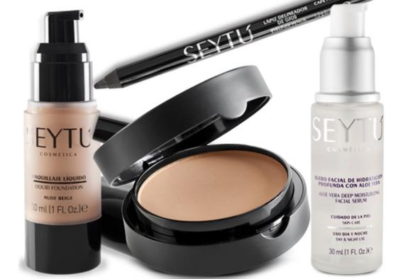 Kit Maquillaje Seytu (todos Los Productos)