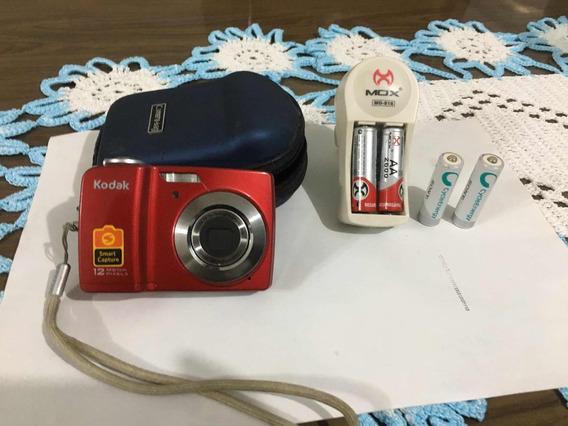 Câmera Kodak 12 Mega Pixels Easyshare C182